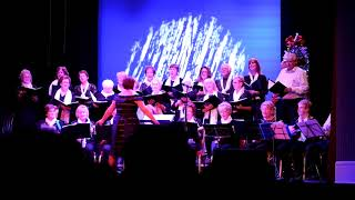 Accolade Community Choir - Santa Claus is coming to town