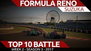 Top 10?  Formula Reno @ Suzuka iRacing