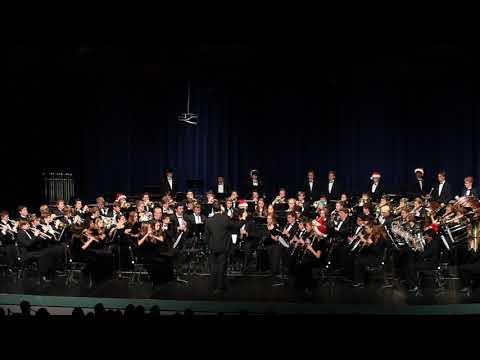 Lindbergh Concert Band - Holiday Concert - December 6, 2017