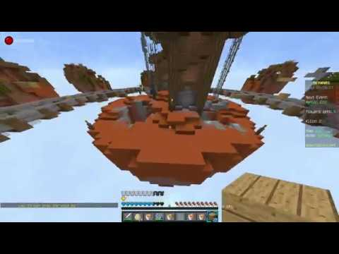 Skywars#74 Victory in the VOID? Hypixel Minecraft