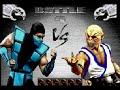 Ultimate Mortal Kombat Trilogy Hack Sega Genesis Mega Drive mp3