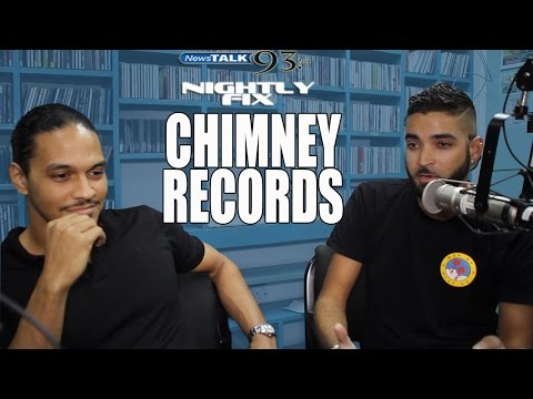 Chimney Records details production process + unreleased Vybz Kartel album @NightlyFix