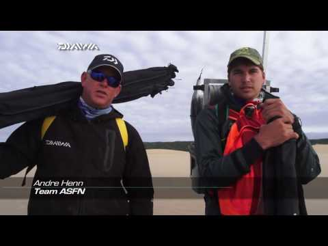 ASFN Rock & Surf - Targeting Big Fish / Sharks At Gamtoos