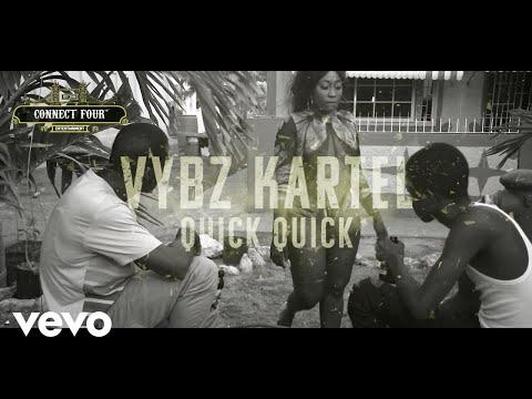 Vybz Kartel - Quick Quick Quick (Official Video)