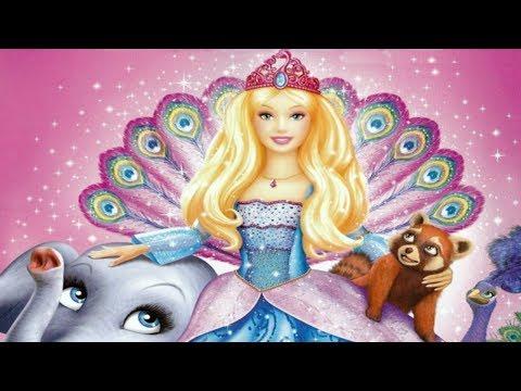 Барби Принцесса Острова ч.1