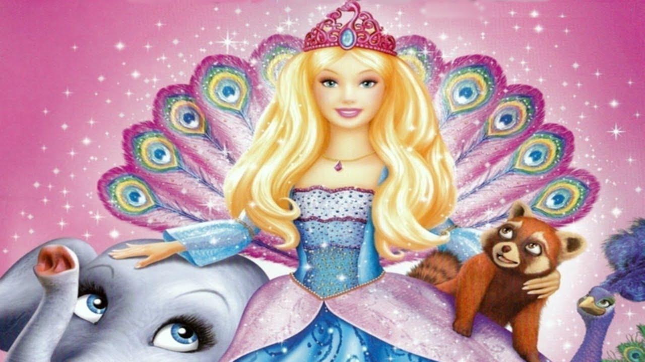 Барби Принцесса Острова ч.1 - YouTube