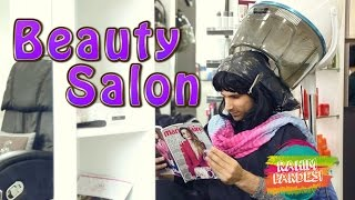 Nasreen In Salon | Rahim Pardesi