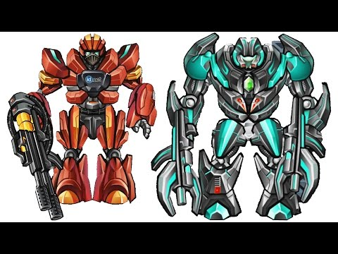 Mega Mechs Assembling (5 Robots) - Y8 Games | Eftsei Gaming