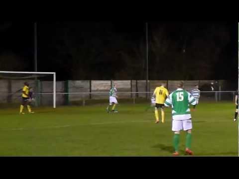 Waltham Abbey F.C 2-1 Southend United F.C - Match Highlights