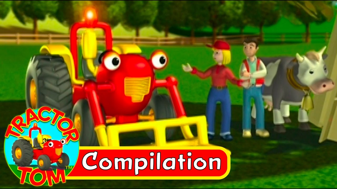 Tracteur tom compilation 2 fran ais youtube - Tracteure tom ...