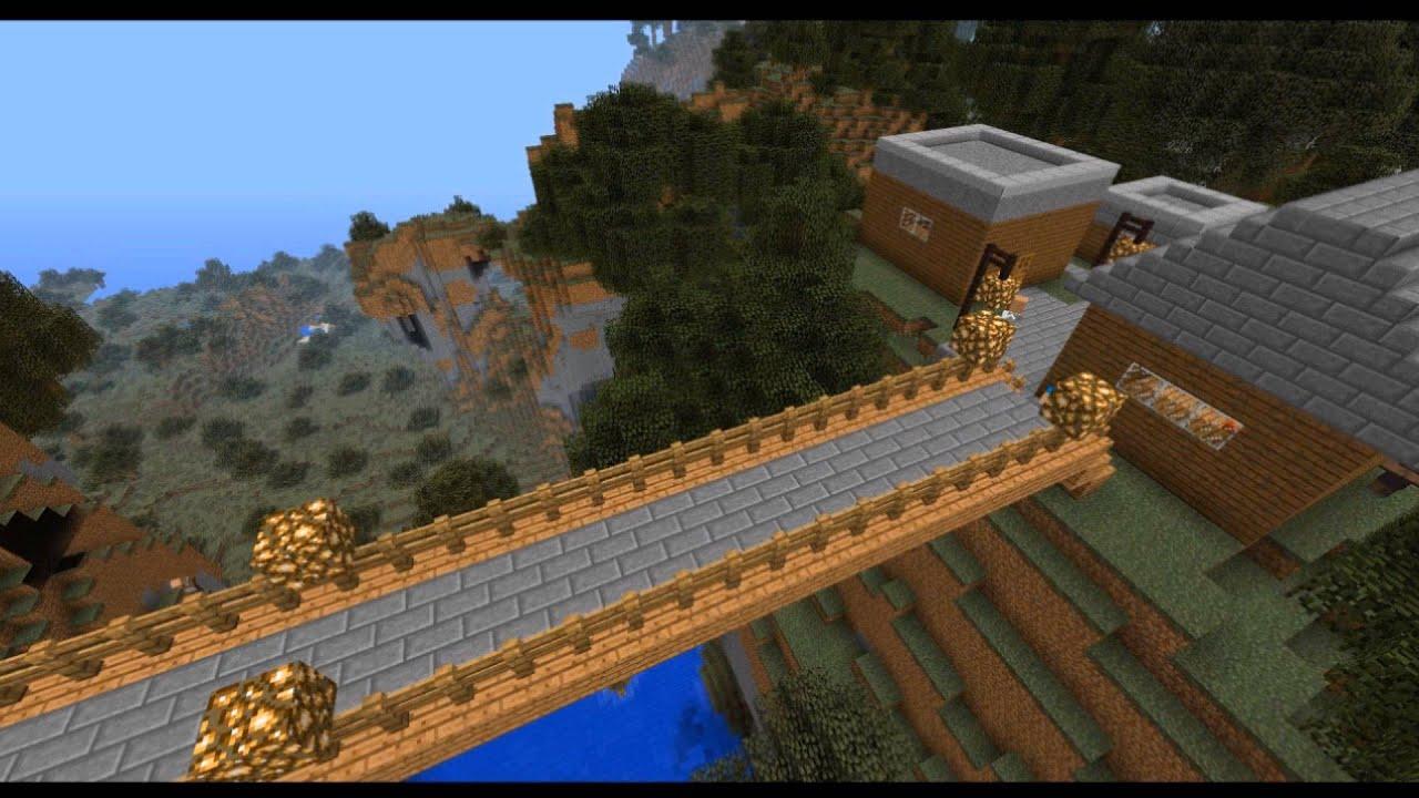 World Minecraft 2012 End
