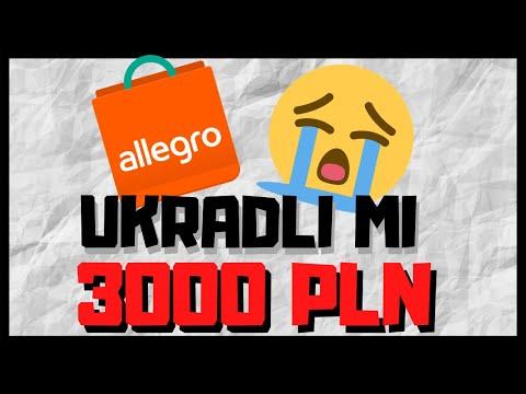 Skradziono Mi 3000 PLN Na Allegro! 😭 Jak Odzyskać Pieniądze? 🤔