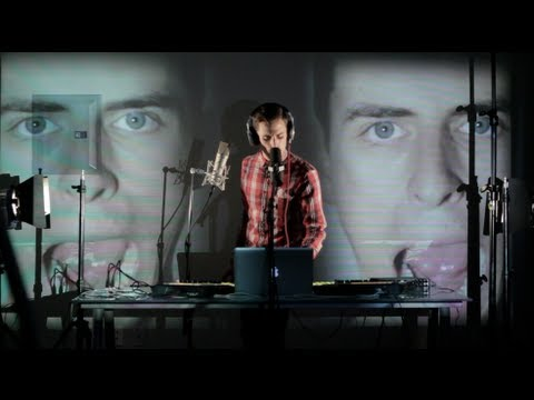 Skrillex Cinema & Santigold Disparate Youth  Mike Tompkins DUBSTEP A Capella Remix