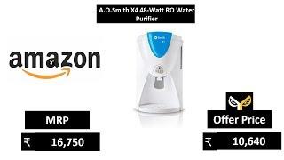 A.O.Smith X4 48-Watt RO Water Purifier