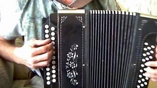 Уроки игры на гармони. №8 - аккорды из четырех кнопок