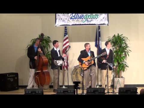 Rivertown Bluegrass Society Concert 9-20-14 Jus' Cauz -  Set 1