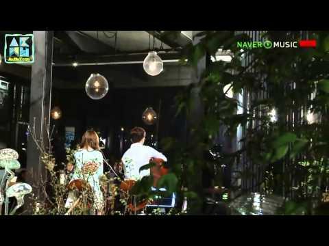[Vietsub+Kara] [AkMuTeam] AkMu - Artificial Grass @140409 PLAY IN CAFE