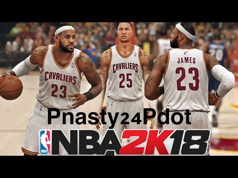save off fd4d9 3dfb7 NBA 2K18 - NBA 2K14: Cleveland Cavaliers vs New Orleans Pelicans | 2K Roster