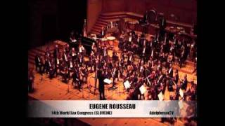 Eugenne Rousseau -  LAMENTATIONS (POUR LA FIN DU MONDE)  by Claude Baker