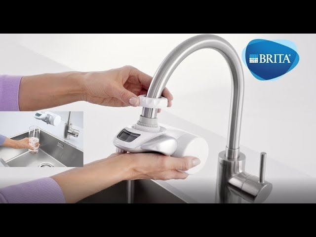 brita advanced on tap system