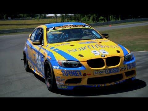 Turner Motorsport's 535 hp Frozen Gray BMW M3 and Championship-Winning M3 Race Car - /TUNED