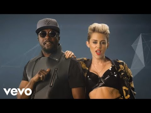 will.i.am  Feelin' Myself ft. Miley Cyrus, Wiz Khalifa, French Montana