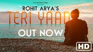 Teri Yaad : Rohit Arya (Official Video)