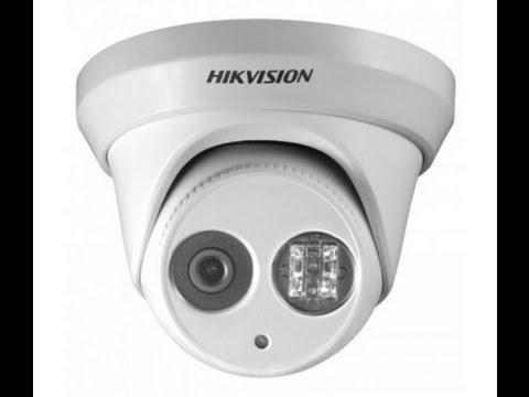 Обзор видеокамеры HikVision DS-2CD2342WD-I