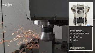Smart Factory by Seco Tools - DMU 80 fd