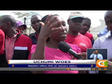 Uchumi workers yet to receive January and February salaries