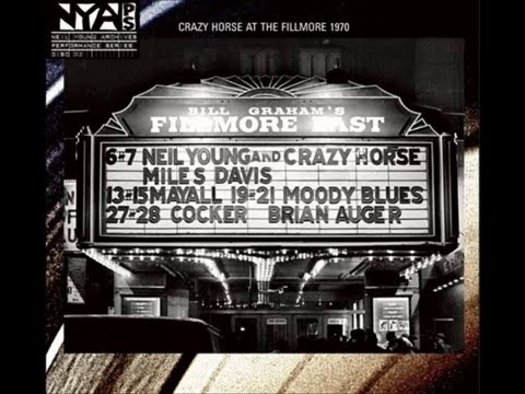 Neil Young and Crazy Horse (Live at the Fillmore East) - Wonderin' mp3