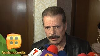 ¡ESTÁ MUY ARREPENTIDO! Sergio Goyri da la cara ante los medios y pide perdón a Yalitza Aparicio.