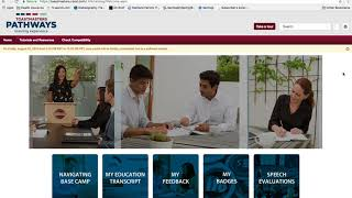 Toastmaster's Pathways - Tracking meeting roles online