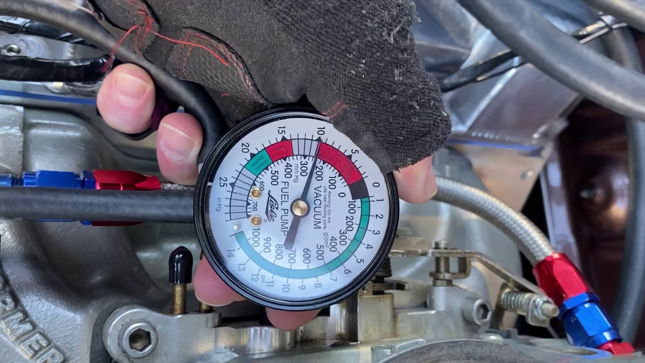 Using vacuum gauge to tune engine? | Page 2 | For A Bodies