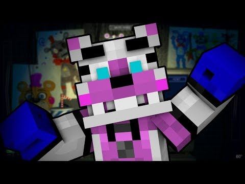 Minecraft Five Nights At Freddy's 6 - FNAF 6!! | Night 1 | Minecraft Scary Roleplay