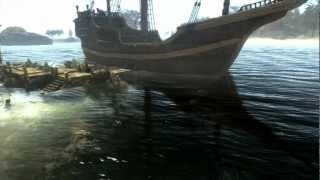 видео Рецензия игры Два мира 2: Пираты Летучей крепости (Two Worlds II: Pirates Of The Flying Fortress)
