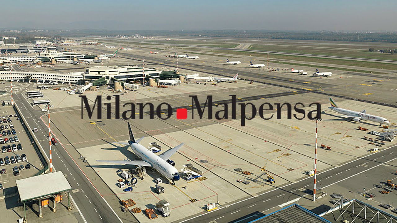 Milan Malpensa Airport Milan Italy November 2015 Youtube