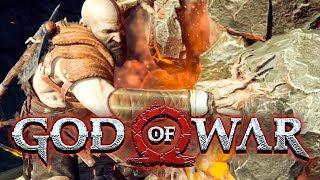 GOD OF WAR ⚔️ 006: Ein HERZ für (und aus) GOLEMS