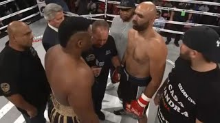 JARRELL MILLER VS BOGDAN DINU LIVE FIGHT COMMENTARY WITH BIG FACES WORLDWIDE & CMD