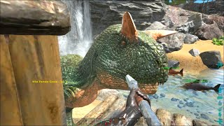ARK Survival Evolved #7: Under Attack!