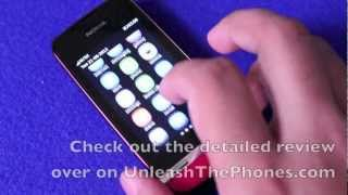 Nokia Asha 311 Review
