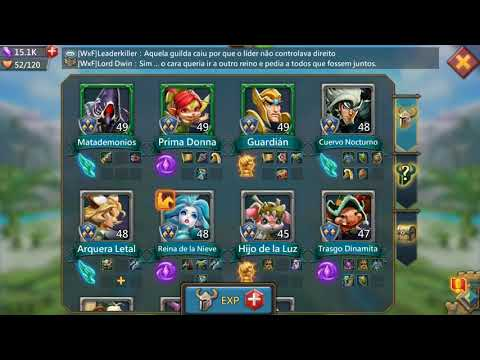 Truco Para Ganar En El Coliseo Lords Mobile - Win At The Lords Mobile Coliseum