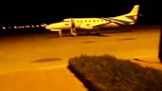 El Avion destino al Aaiun