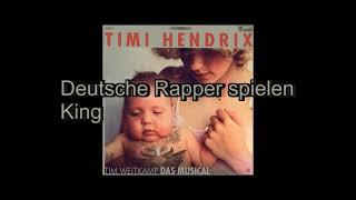 Timi Hendrix - Dämonen feat. Bobby Liebling (Lyrics)