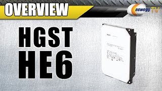 "HGST UltraStar Helium ""He6"" 6TB Hard Drive Overview - Newegg TV"