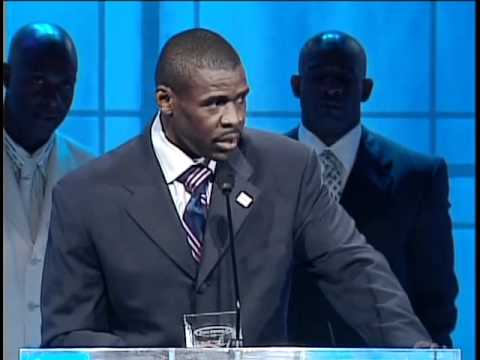 Jerry Rice Introduces Michael Irvin 2007