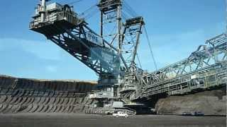 Monster Machine! Worlds biggest excavator in full operation part 2 / Bagger 288