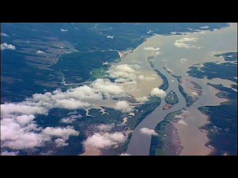 Amazon Rainforest 'heading to point of no return'