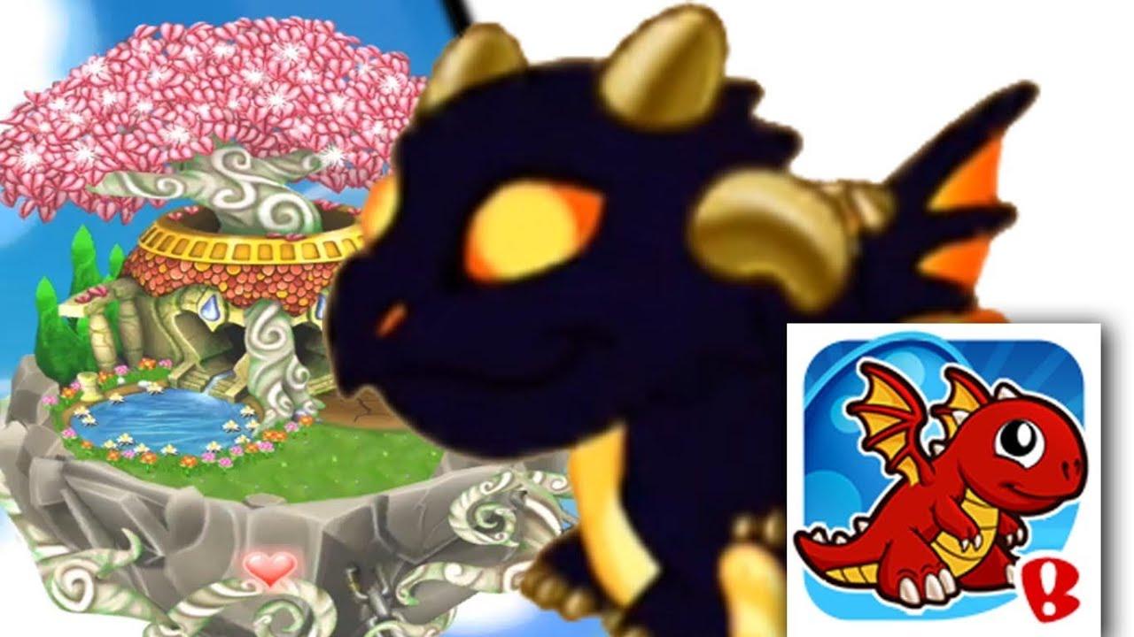 DragonVale Breeding Unlock: Solar Eclipse Dragon - YouTube