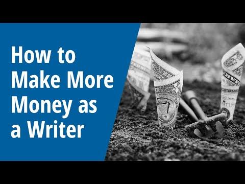 How to Make More Money as a Writer: INSIDE AWAI